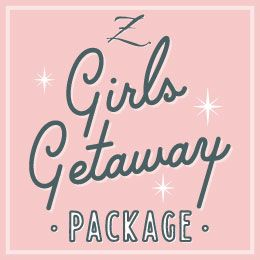 Girls Getaway Package Graphic